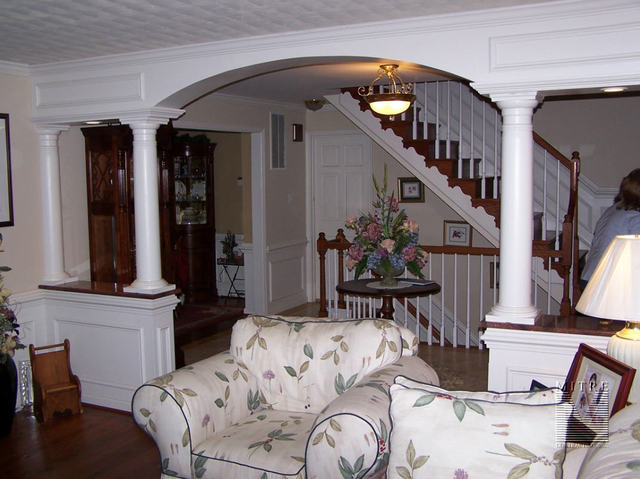 Archway in Foyer  (1 of 2)