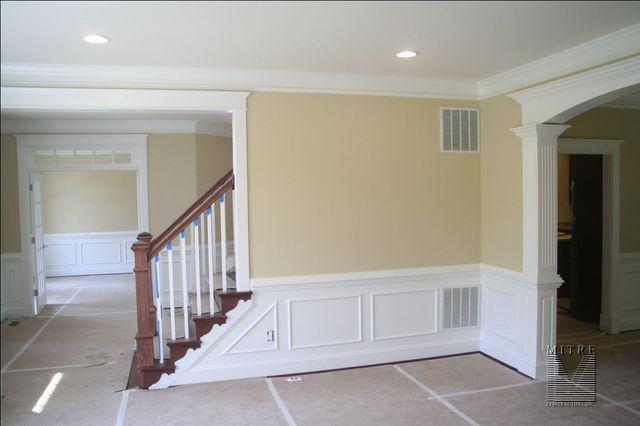 Living Room Mouldings & Trimwork