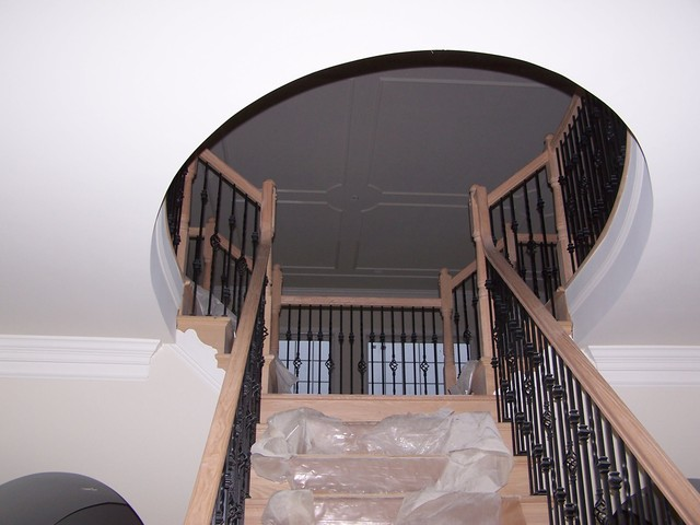 Ceiling Trim & Railwork