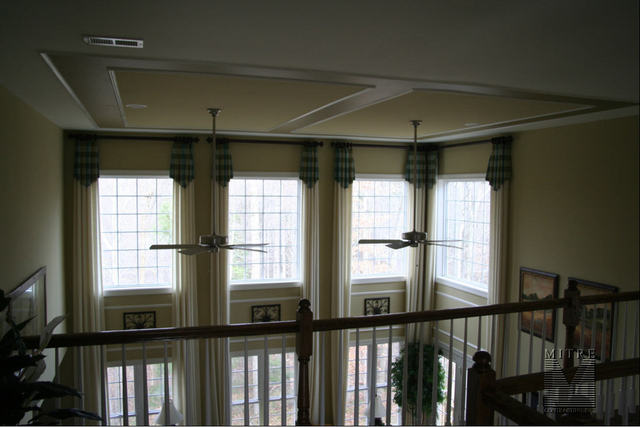 Ceiling Trim, Wall Panels, Railwork