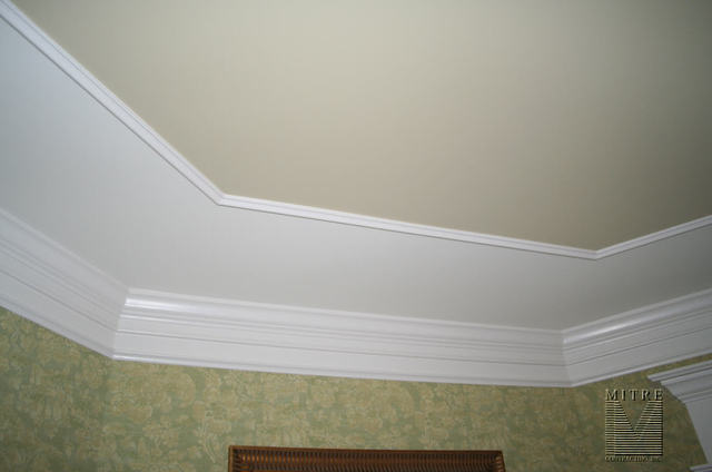 Ceiling Trim - single run - CEILING TREATMENTS: Ceiling Trim - Single Run - Ceiling Trim IDI Design