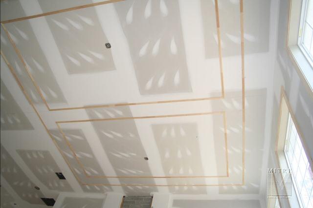 Panel Moulding Ceiling Trim