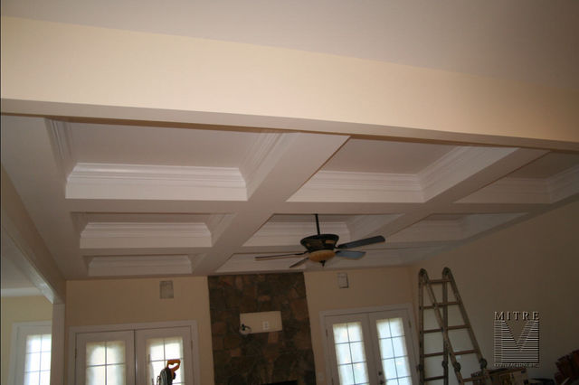 Coffered Ceiling  (2 of 2)