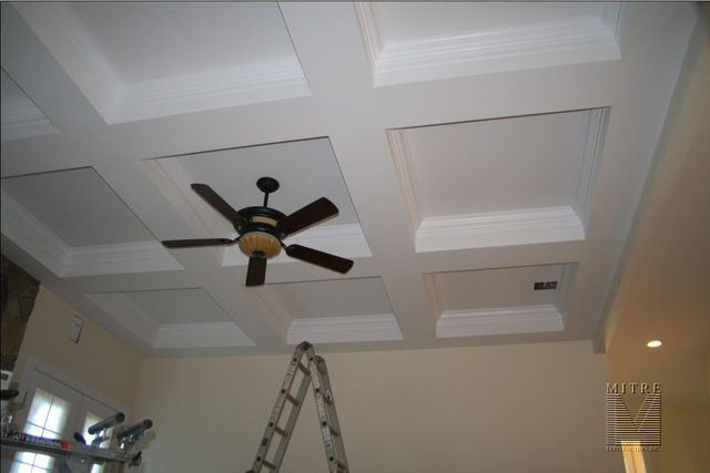 Coffered Ceiling  (1 of 2)