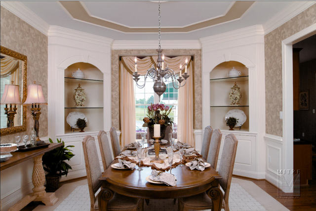 Dining Room  Trimwork