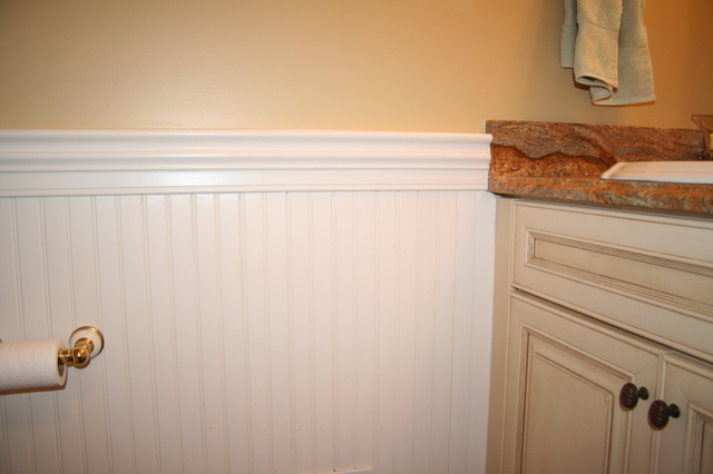 Wainscoting Amp Chair Rail Beadboard Wainscot Chair Rail