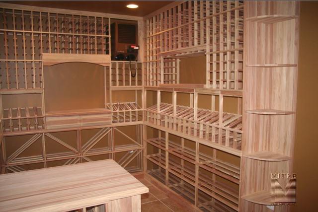 A)  1800 Bottle Wine Cellar (3 of 4)