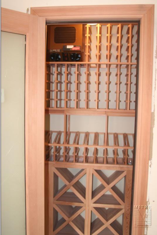 E. 513 Bottle Wine Room  #1 of 3