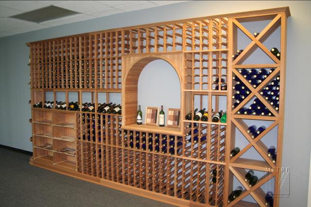 Wine Cellar Display- 2 of 2