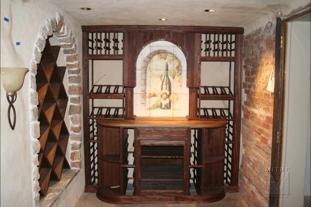 724 Bottle Wine Cellar (1 of 2)
